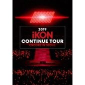 2019 iKON CONTINUE TOUR ENCORE IN SEOUL [Blu-ray Disc+フォトブック]<初回生産限定盤>