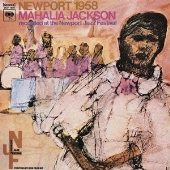 Mahalia Jackson/ニューポート1958 [Blu-spec CD2] [SICP-30238]