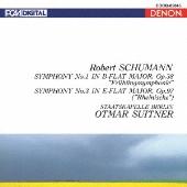 UHQCD DENON Classics BEST シューマン:交響曲 第1番≪春≫&第3番≪ライン≫ [UHQCD]