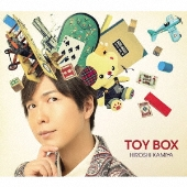 TOY BOX [CD+DVD]<豪華盤>