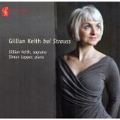 ジリアン・キース/Gillian Keith Bei Strauss [CHRCD018]