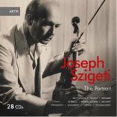 Joseph Szigeti - The Portrait