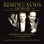 Amsterdam Staff Band/Rendez-Vous In Brass [WOS031]