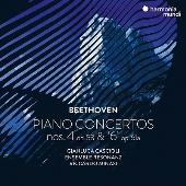 ベートーヴェン: ピアノ協奏曲第4番&「第6番」