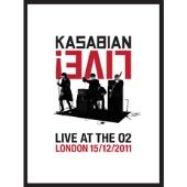Kasabian/Live At The O2 [DVD+CD] [5034504906891]