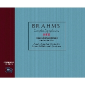 ブラームス: 交響曲全集<完全限定盤>