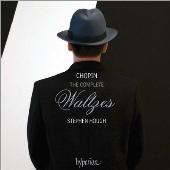 スティーヴン・ハフ/Chopin: The Complete Waltzes [CDA67849]