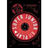 Play: Super Junior Vol.8 (Black Suit Ver.)