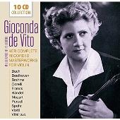 Gioconda de Vito - Her Complete Recorded Masterworks for Violin