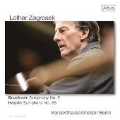 ブルックナー: 交響曲第9番、ハイドン: 交響曲第88番『V字』