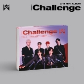 Identity : Challenge: 2nd Mini Album (Type-A ALL ver.)<初回プレス限定盤>