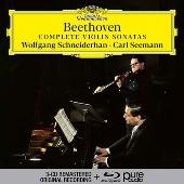 ベートーヴェン: ヴァイオリン・ソナタ全集 [3CD+Blu-ray Audio]<限定盤>