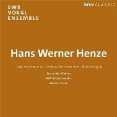 H.W.Henze: Lieder von einer Insel, Orpheus Behind the Wave, Funf Madrigale