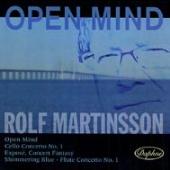 マンフレッド・ホーネック/R.Martinsson: Open Mind, Cello Concerto No.1, Expose, etc [DAPHNE1029]