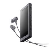 SONY イヤホン付 WALKMAN 32GB NW-A46HN グレイッシュブラック