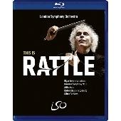 『これがラトルだ』~エルガー: エニグマ変奏曲、ナッセン: 交響曲第3番、バートウィッスル: ヴァイオリン協奏曲、他 [Blu-ray Disc+DVD]