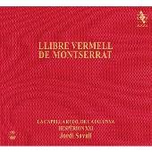 モンセラートの赤い写本 [SACD Hybrid+DVD(PAL)]
