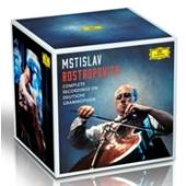 Mstislav Rostropovich - Complete Recordings on Deutsche Grammophon<限定盤>