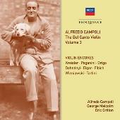 Alfredo Campoli - The Bel Canto Violin Vol.3