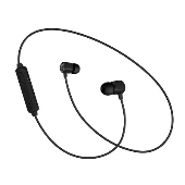 TOWER RECORDS Bluetooth インナーイヤーヘッドホン Black