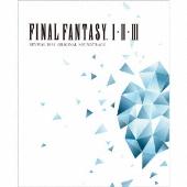 FINAL FANTASY I.II.III ORIGINAL SOUNDTRACK REVIVAL DISC [Blu-ray BDM]