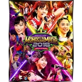 MOMOCLO MANIA 2018 ROAD TO 2020 LIVE Blu-ray