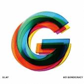 GLAYの『NO DEMOCRACY』ジャケット