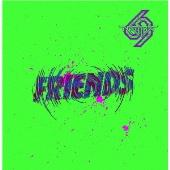 FRIENDS [CD+DVD]