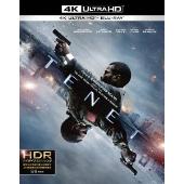 TENET テネット<4K ULTRA HD&ブルーレイセット> [4K Ultra HD Blu-ray Disc+2Blu-ray Disc]<初回仕様版>