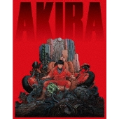 AKIRA 4Kリマスターセット [4K Ultra HD Blu-ray Disc+2Blu-ray Disc]<特装限定版>