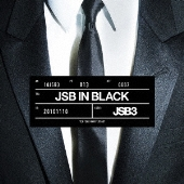 JSB IN BLACK [CD+DVD]