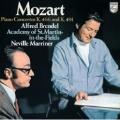 Mozart: Piano Concertos No.20 K.466, No.24 K.491<限定盤>