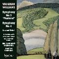 ヴォーン・ウィリアムズ: 交響曲第3番&第4番