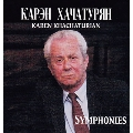 Karen Khachaturian: Symphonies