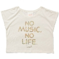 TOWER RECORDS×Kastane NMNL TEE '13 WHITE