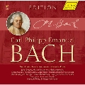 C.P.E.Bach Edition - Symphonies, Concertos, Sonatas, Chamber Music