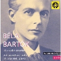 Bartok: Violin Sonatas No.1, No.2, Andante for Violin and Piano, etc