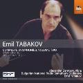 Emil Tabakov: Complete Symphonies Vol. 2