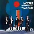 モーツァルト: 弦楽五重奏曲第3番、第4番