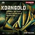 コルンゴルト: 交響曲嬰ヘ調 Op.40