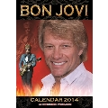 Bon Jovi / 2014 Calendar (Dream International)