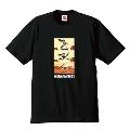 映像研には手を出すな! × TOWER RECORDS Cタイプ T-shirts ブラック XLサイズ