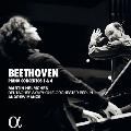 ベートーヴェン: ピアノ協奏曲第1番&第4番