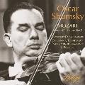 モーツァルト: ヴァイオリン協奏曲第5番(1955) 他