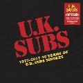 1977-2017: 40 Years of U.K. Subs Singles  <Colored Vinyl>
