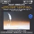 シベリウス: ヴァイオリン協奏曲 (原典版&改訂版)