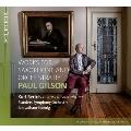 ポール・ギルソン: サクソフォンと管弦楽のための作品集