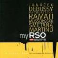 My RSO - Janacek, Debussy, Haubenstock-Ramati, Mussorgsky, etc