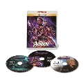 アベンジャーズ/エンドゲーム MovieNEX [Blu-ray Disc+DVD]<初回仕様版> Blu-ray Disc