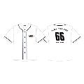 BiSH × TOWER RECORDS ベースボールシャツ White アイナ・ジ・エンド Lサイズ